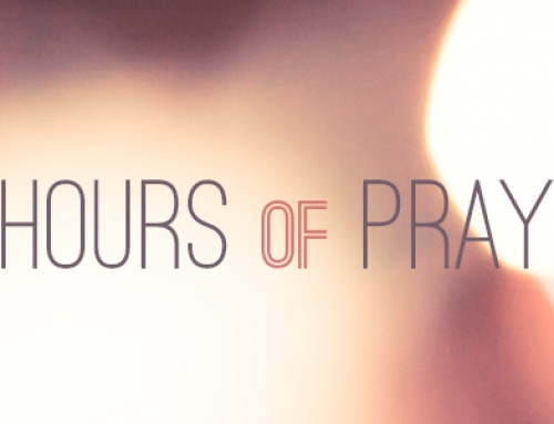 24 Hours of Prayer