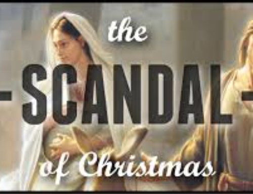 The Scandal of Jesus' Birth
